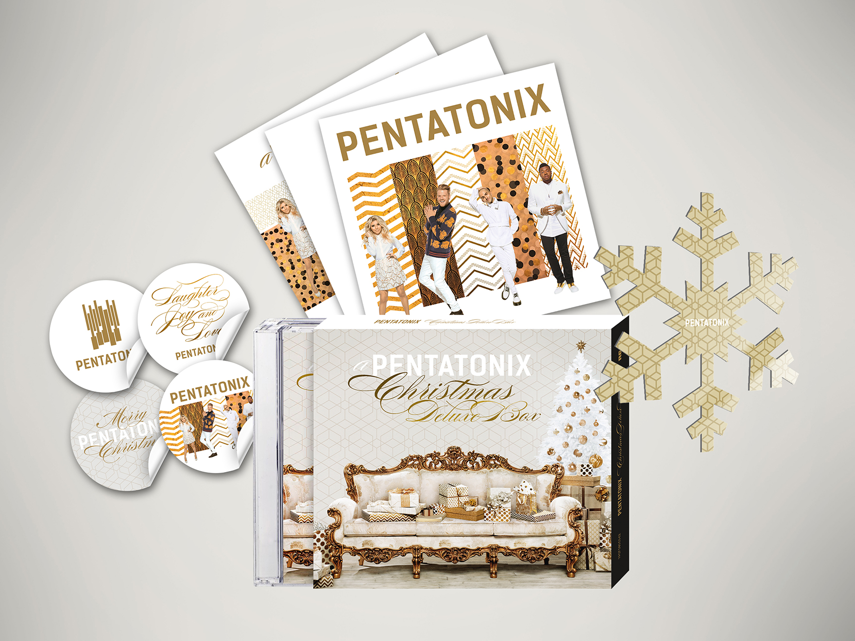 Sony Music Pentatonix Deluxe Christmas